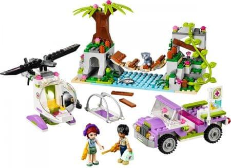LEGO® FRIENDS 41036 Spas na mostu u prašumi