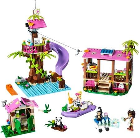 LEGO® Friends 41038 Baza Ratownicza