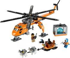 Lego CITY Arktični helikopter-dvigalo