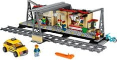 LEGO City 60050 Dworzec Kolejowy