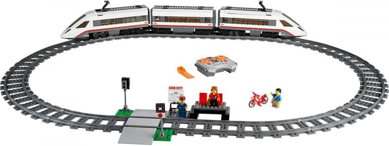 LEGO® City 60051 Vysokorychlostní osobní vlak