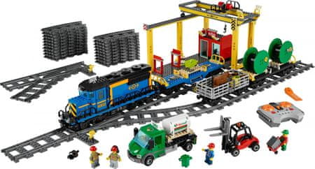 LEGO City 60052 Tovorni vlak