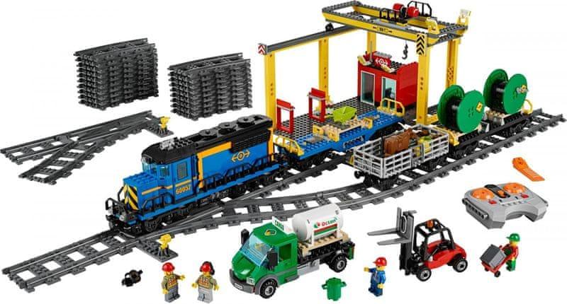 LEGO® City 60052 Nákladní vlak