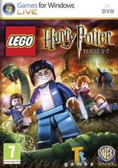 Warner Bros LEGO Harry Potter Years 5-7 (PC)