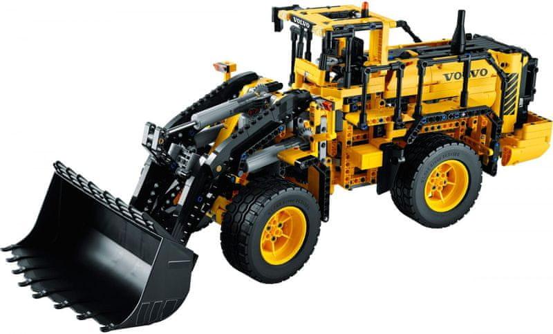 LEGO® Technic 42030 VOLVO L350F Kolový nakladač na dálkové ovládání