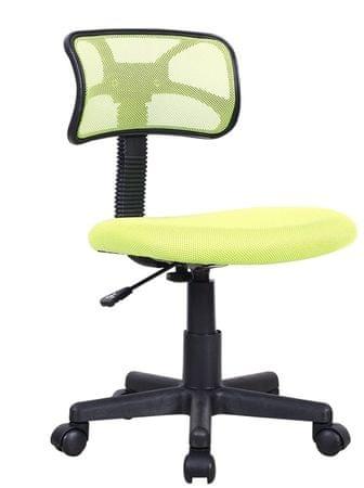 Otroški stol, zelen