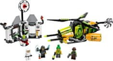 LEGO Agents Toxikita mérgező balesete 70163