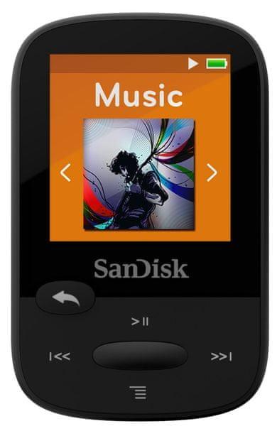 SanDisk Clip Sport / 4 GB (Black)