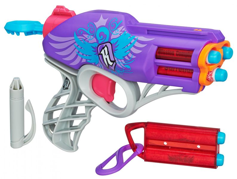 Nerf N-REBELLE Šifrovací pistole Messenger