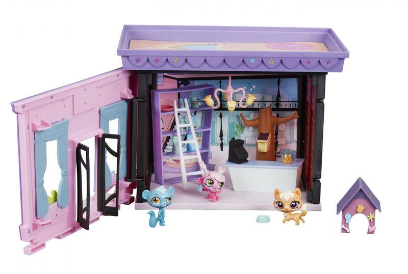 Littlest Pet Shop Obchůdek hrací set