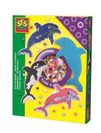 SES perle set - Delfini