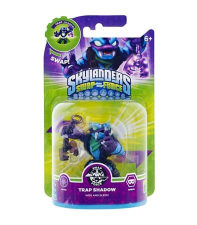 Activision Skylanders Swap Force - Swappable Character Pack - Trap Shadow