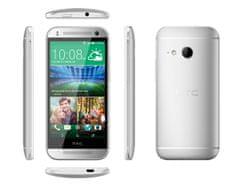 HTC One (M8) mini 2, stříbrná