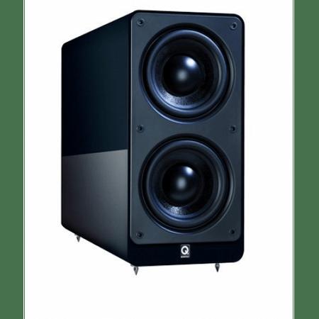 Q Acoustics Aktivni nizkotonec 2070Si Črn