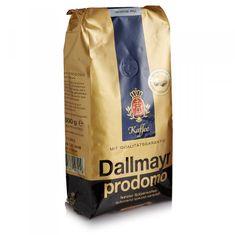 Dallmayr Prodomo 500 g, zrnková káva