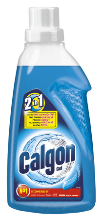 Calgon Gel 2v1, 750 ml