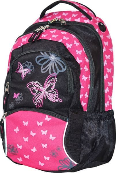 Stil školní batoh Romantic