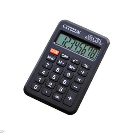Citizen kalkulator LC-210N