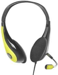 Defender Esprit HN-836 BG (U) sluchátka černožlutá