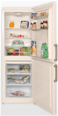 BEKO CS 226020 Kombinált hűtőszekrény, 230 L, A+