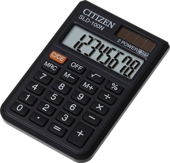 Citizen kalkulator SLD-100N