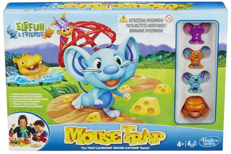 Hasbro Společenská hra Myší past