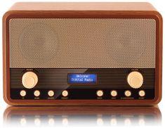 Roadstar HRA-1300DAB+ Retro rádió