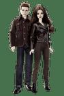 Barbie Twilight Saga Bella a Edward
