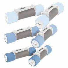 Kettler ročke za aerobiko 2 x 0,5 kg, modro-sive