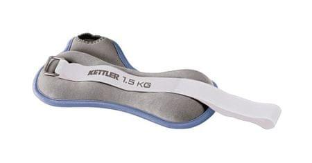 Kettler manšetna utež 2 x 1,5 kg, za roke