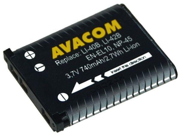 Avacom Li-40 pro Olympus
