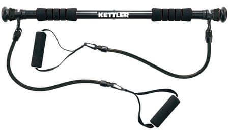Kettler drog za dvigovanje telesa z elastikami