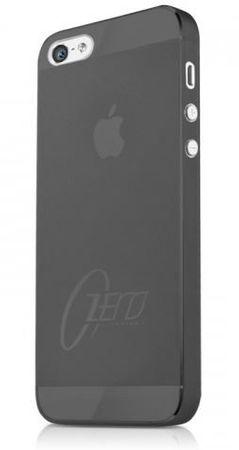 ITSKINS etui ZERO.3 + zaščita zaslona za iPhone 5S/5, APH5-ZERO3 Črna