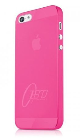 ITSKINS etui ZERO.3 + zaščita zaslona za iPhone 5S/5, APH5-ZERO3 Roza