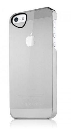 ITSKINS Ultra lahek etui GHOST + zaščita zaslona za iPhone 5S/5, APH5-TNGST Bela