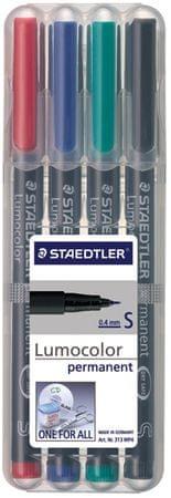 Staedtler Marker Lumocolor S permanent 4/1