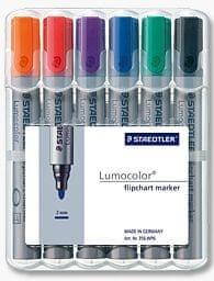 Staedtler Marker Flipchart Lumocolor 6/1