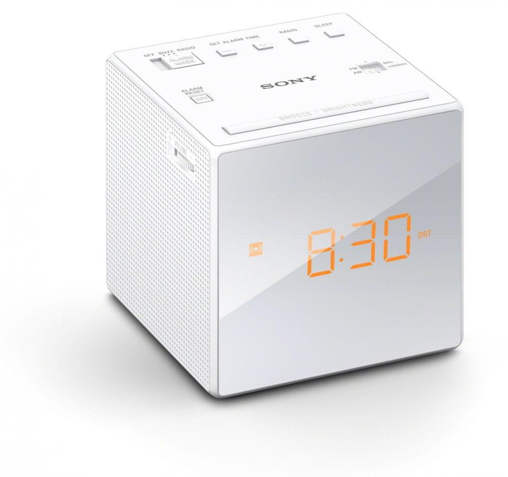 Sony ICF-C1W (White)