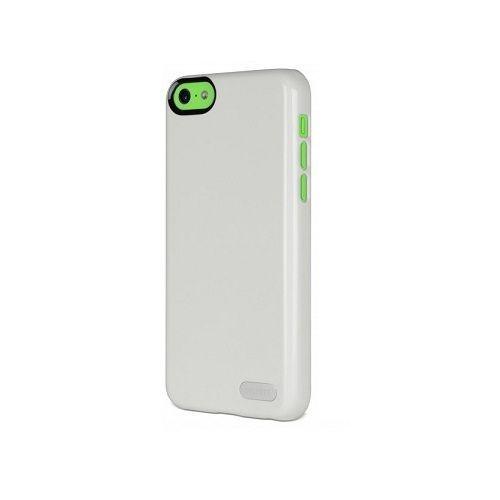 Cygnett Zaščitni svetleč etui FORM + zaščita zaslona za iPhone 5C