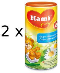 Hami Čaj bylinkový pre celkovú pohodu - 2 x 200g