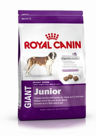 Royal Canin Giant Junior hrana za pse, 15 kg