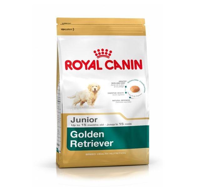 Royal Canin Zlatý retriever Junior 12 kg