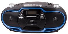 Trevi radioodtwarzacz CMP 574, czarny/niebieski