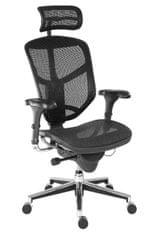 Kancelářská židle Enjoy černá