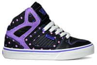 Vans Z Allred (Polkadot) Black/Purple 27.5
