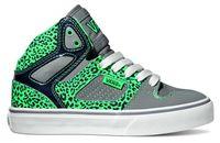 Vans Z Allred (Cheetah) Frost Gray/Mint Leaf 30.5