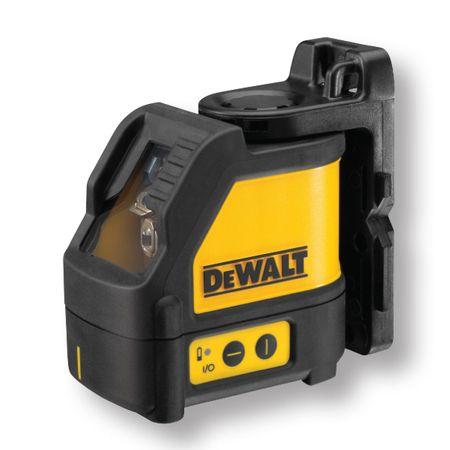 DeWalt križno linijski laser DW088K