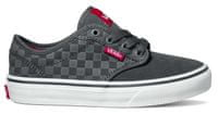 Vans Y Atwood (Suede Checker) Grey 32.5