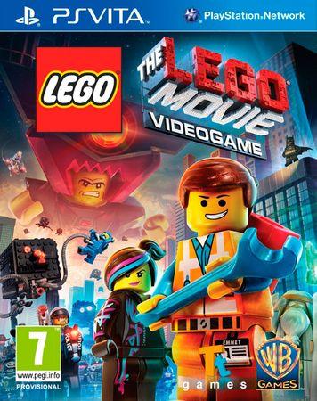 Warner Bros LEGO Movie The Videogame (PSVita)
