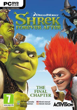Activision Shrek: Forever After